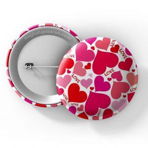 پیکسل روز عشق